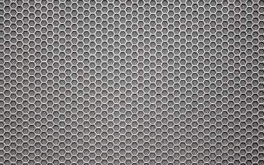 Gray background for design grating