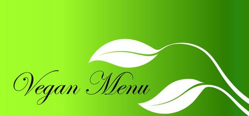 Vegan logo design, Vegetarian resturant