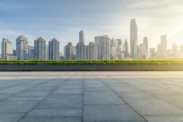 Plaza skyscraper in Financial District