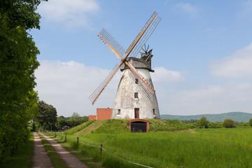 Fotorolgordijn Molens Alte Windmühle