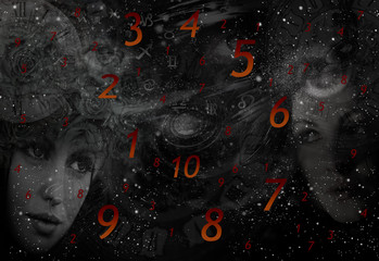 Magic numerology