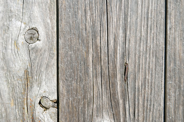 Wall Mural - old wooden planks