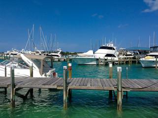 Boating In The Bahamas, Treasure Cay Marina