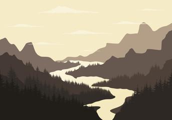 River mountain2