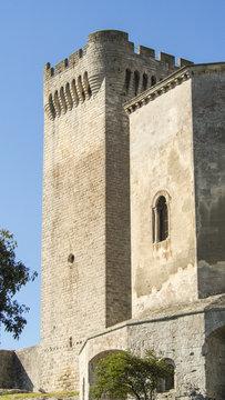 France, South-Eastern France, near Arles, Montmajour Abbey