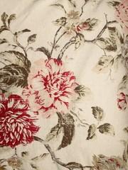 vintage floral textured pattern