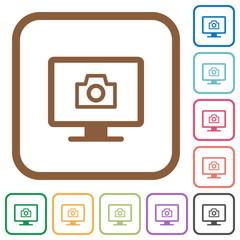 Make screenshot simple icons