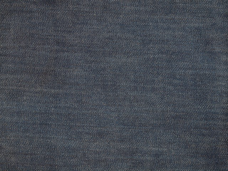 old pale blue denim jean texture.