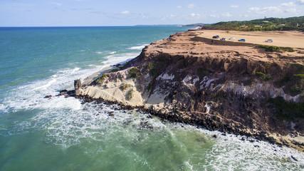 Image Aérea do Chapadão de Pipas no Rio Grande do Norte
