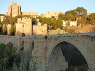 Toledo, ciudad historica de Castilla La Mancha, España.