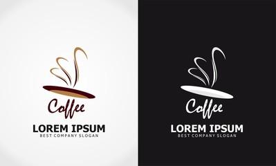 coffee icon logo
