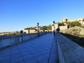 Toledo,ciudad de España, capital de la provincia homónima, de la comunidad autónoma de Castilla La Mancha y antigua sede de la Corte de Castilla