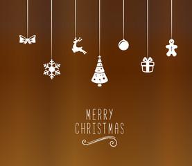 Christmas merry design