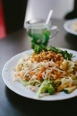Vietnamesisches Nudelgericht