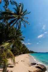 Tropical landscape of Koh Kood