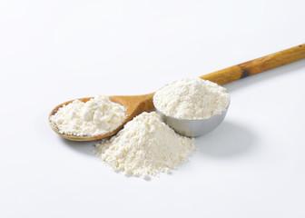 soft wheat flour