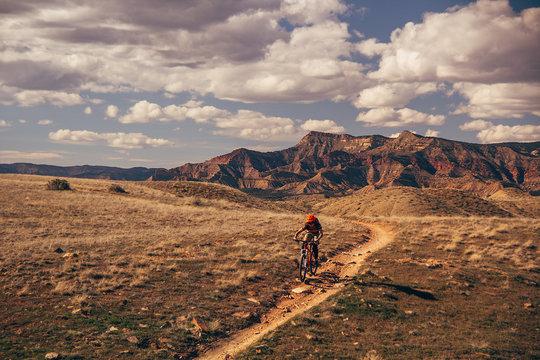 Mountain Bike Trails in Colorado