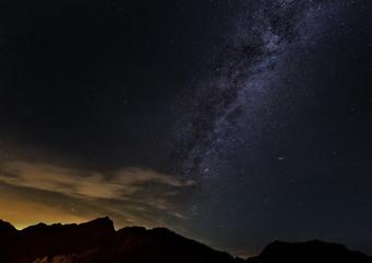 Milky way - Milchstraße