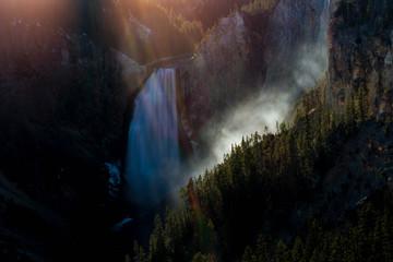Yellowstone Glow