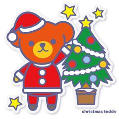 シーズンズテディ クリスマス
