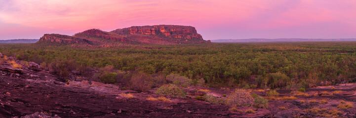Nourlangie Rock Sunset, Kakadu National Park, NT