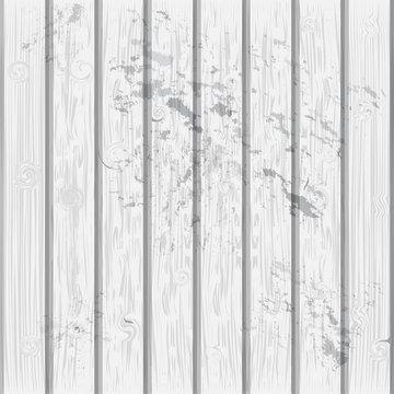 Weathered wooden plank vector texture overlay.