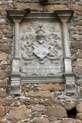Relief an der Mühle Langenholzhausen