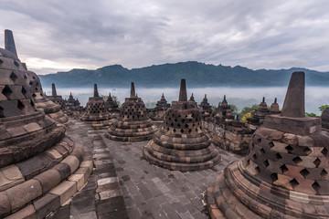 Fotobehang Indonesië Ancient ruin