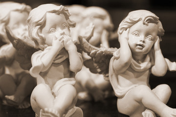 Funny angel boys souvenirs
