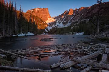Dream Lake Rocky Mountains NP