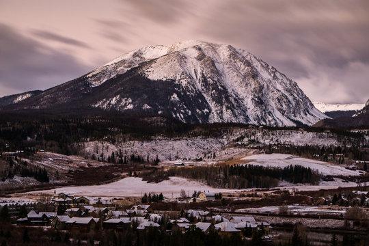 Buffalo Mountain - Silverthorne, Colorado