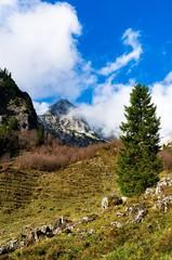 Wilder Kaiser in Tirol Austria
