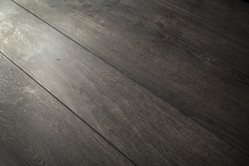 Natural Wood Black Background