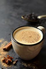 Indian tea masala.