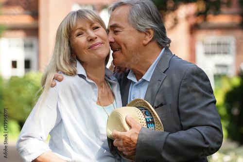 Älteres Paar III