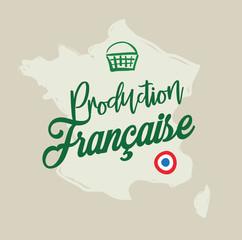 production française - produit en france