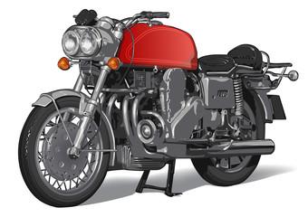 Retro_Motorbike