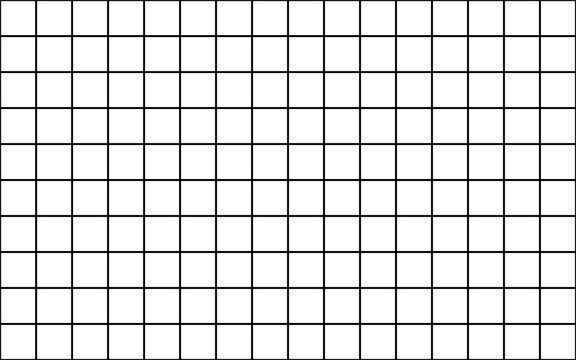 grid. seamless pattern. vector illustration background. Black large square cell simple graphic grid