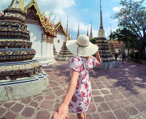 temples of Wat Pho