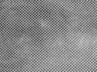 Abstract black and white grids pattern and texture.