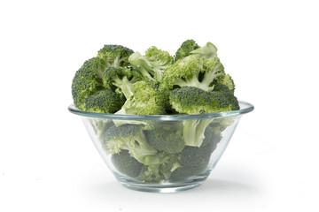 Broccoli nella ciottola