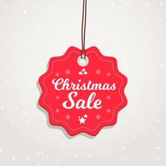 Christmas Sale Badge