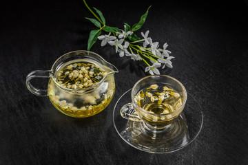 ジャスミンティー Health and Beauty of jasmine tea