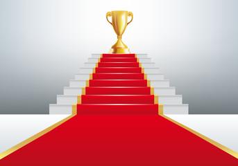vainqueur - succès - réussite - gagner - concours - compétition - champion - leadership - gagnant