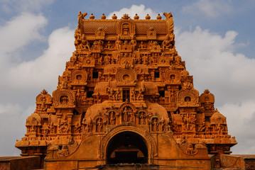 India Tanjore Brihadeeswara Temple