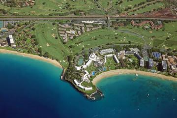 Black Rock / Kaanapali Beach - Island of Maui - Hawaii