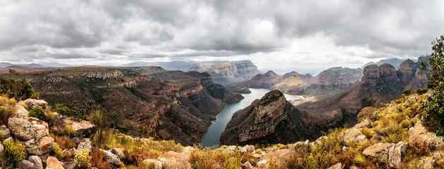 Staande foto Canyon Blyde River Canyon