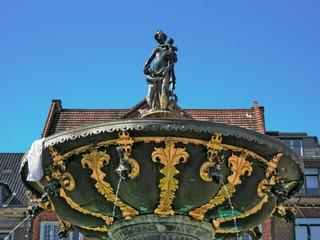 Kopenhagen, Alter Brunnen