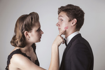 Relations, quarrel, jealousy
