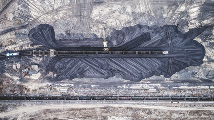 coal supplies power plant